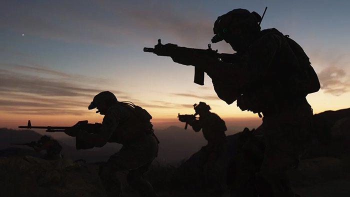 بازی Call of Duty Modern Warfare
