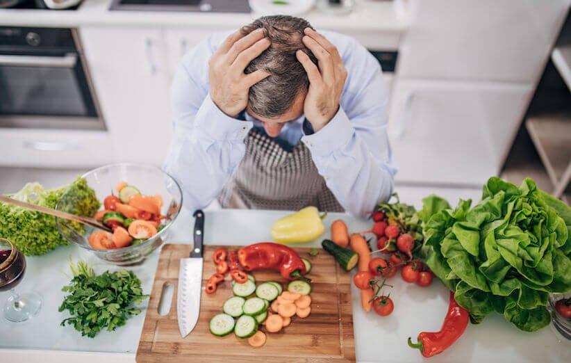 مهمترین چالش سبک زندگی با تغذیهی سالم