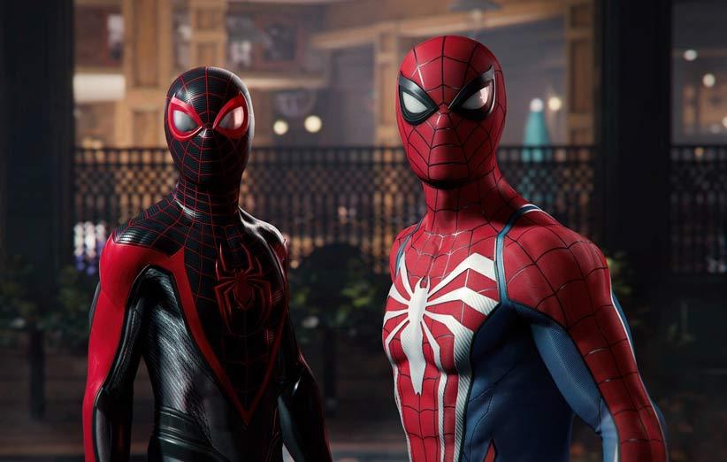 بازی مرد عنکبوتی 2
