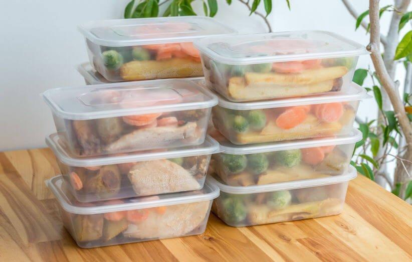 آمادهسازی غذاها