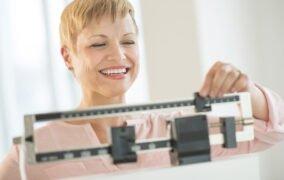 کاهش وزن در دوران یائسگی