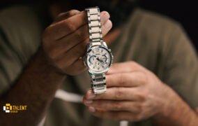 ساعت مردانهی اسکمی