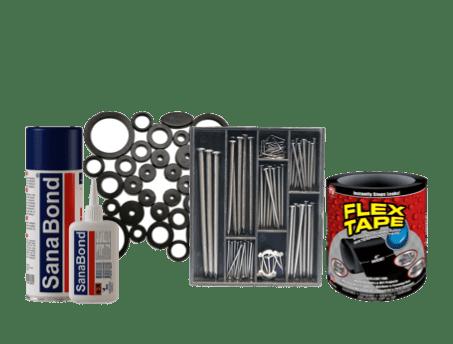 لوازم و ابزار مصرفی و جانبی